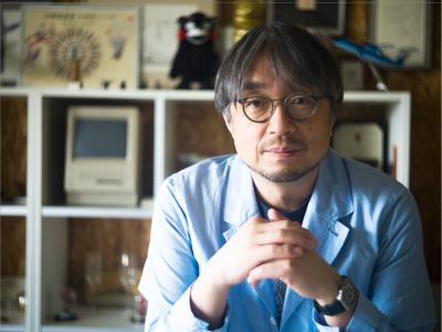 #1 小山薫堂さん(放送作家・脚本家)<br>「ぎっくり腰が、ぼくの人生を変えました」