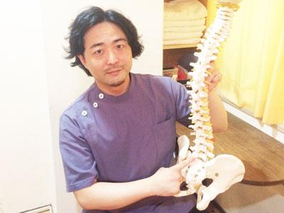 【腰痛スペシャリスト】<br>神楽坂ホリスティック・クーラ<br>石垣英俊氏 前編